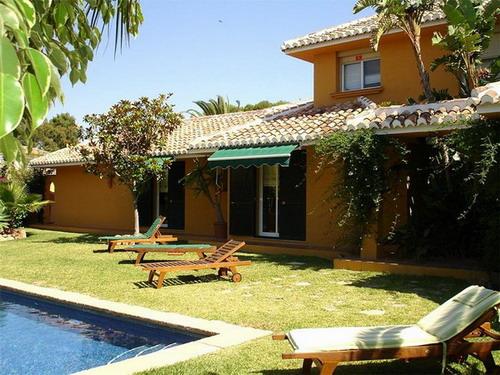 Недвижимость в Испании, виллы Marbella, лот v1209, фото 01 - нажмите для возврата к описанию